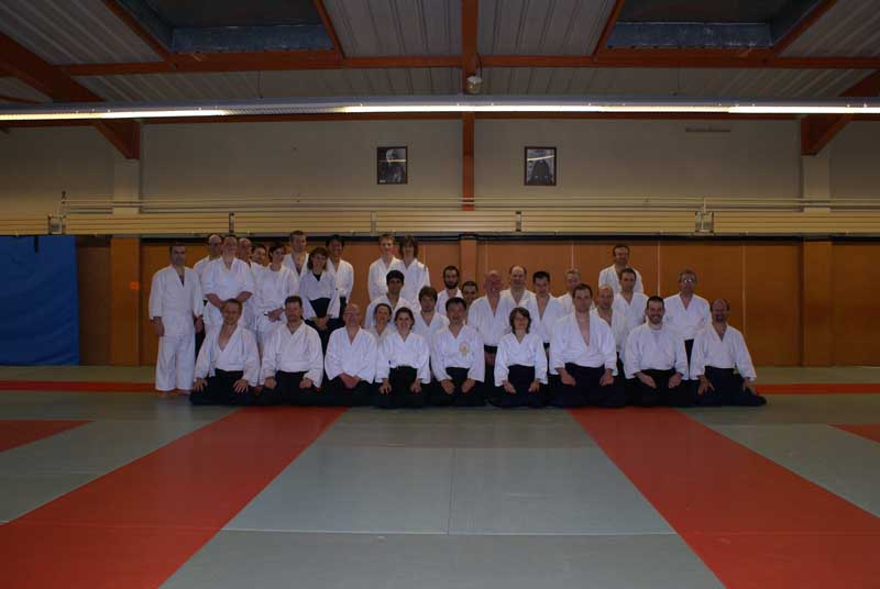 Photo de groupe du 07/05/2007